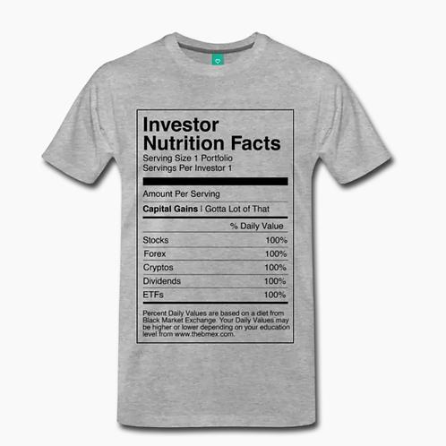 Nutrition T-Shirt [Grey]