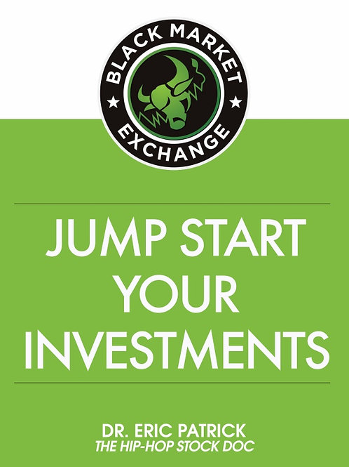 Jump Start Your Investments