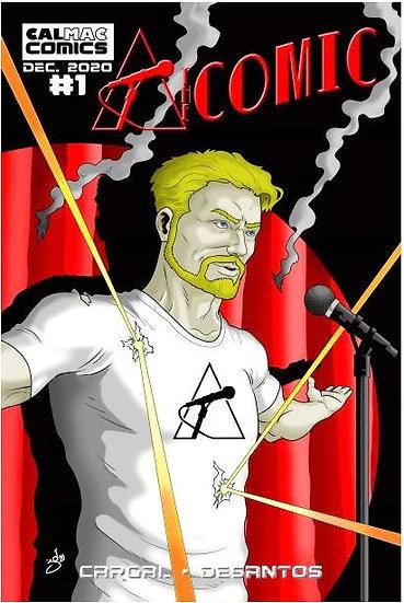 The Comic #1 - Digital Edition