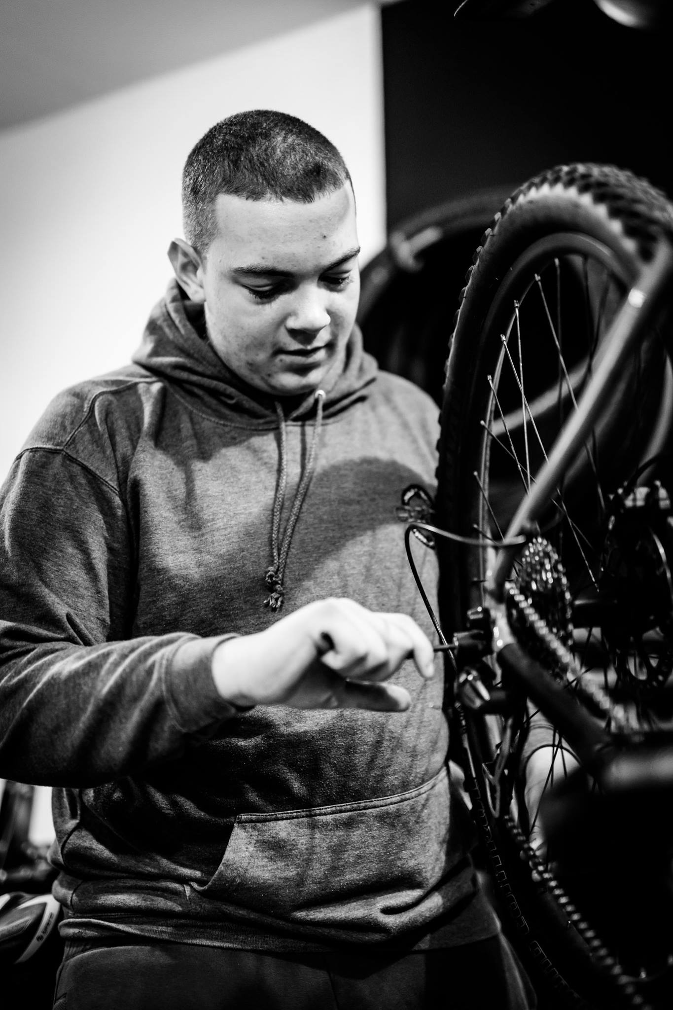 Gear Up Bike shop birmingham