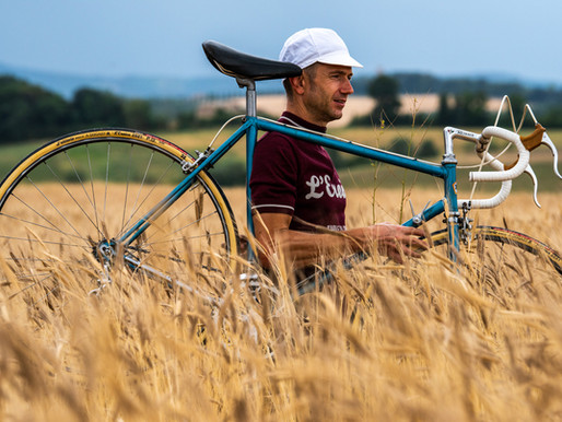 """A. Dugast & Vittoria collaboration for """"L'Eroica"""" limited-edition collectible tubular"""