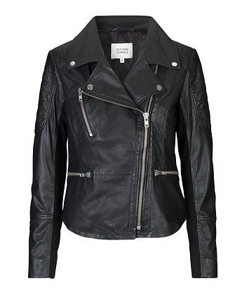 Ellie Leather Jacket