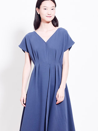 "Tri Acetate ""Klara"" Dress"