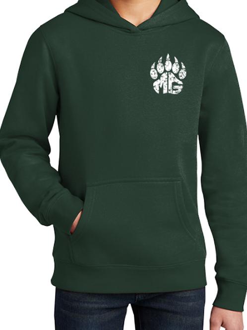 Maple Grove Youth Hooded Sweatshirt