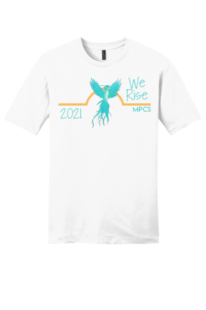 MPCS Earth Day Shirt WITH Tie-Dye Kit