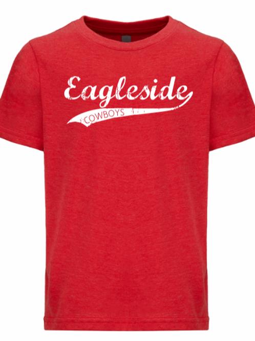 Eagleside Elementary Tee - Red