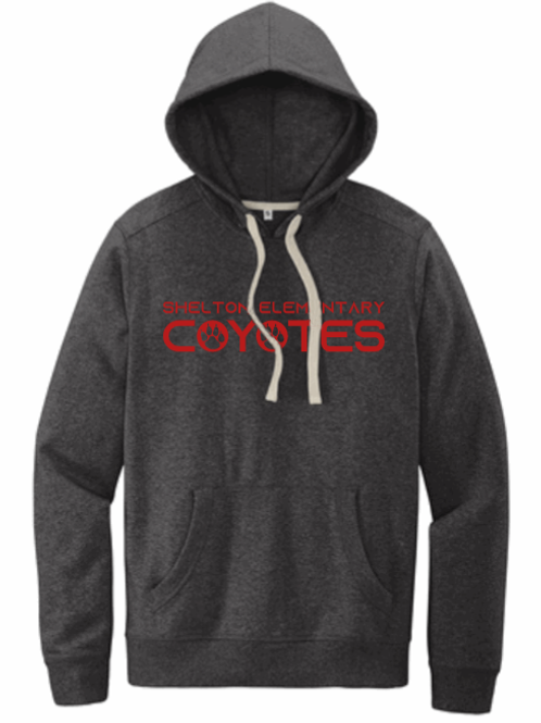 Shelton Coyotes Pullover Hoodie