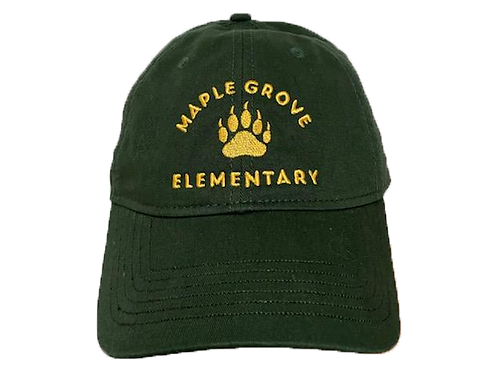 Maple Grove Embroidered Cap