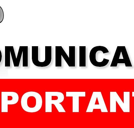 Comunicado Club de Campo Médico