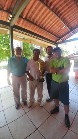 Gustavo Cortéz gana Torneo en Honor al Dr Fernando Morgado Toro