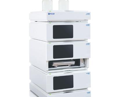 Cromatógrafo Liquido Top de Linea