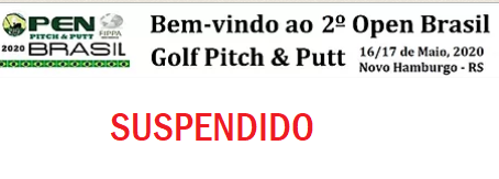 II OPEN DE BRASIL SUSPENDIDO