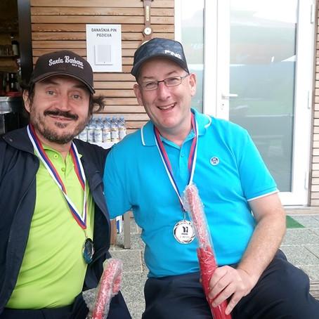 Pablo Caviedes Termina en Octava posición en el Open de Slovenia