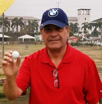 Oswaldo Marquez ( ECU)