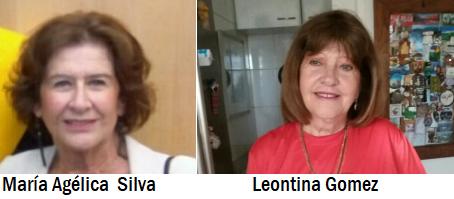 Leontina Gomez y María Angélica Silva viajarán al Open de Brasil 2020