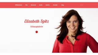 Website | Actress Elisabeth Spitz