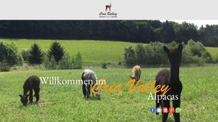 Website | Cria Valley Alpacas