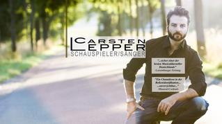 Website | Singer-Actor Carsten Lepper