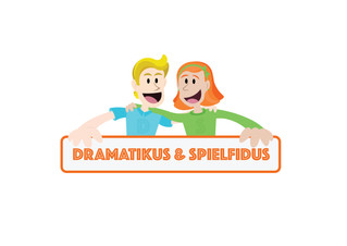 Logo Design | Dramatikus & Spielfidus Children´s Theater