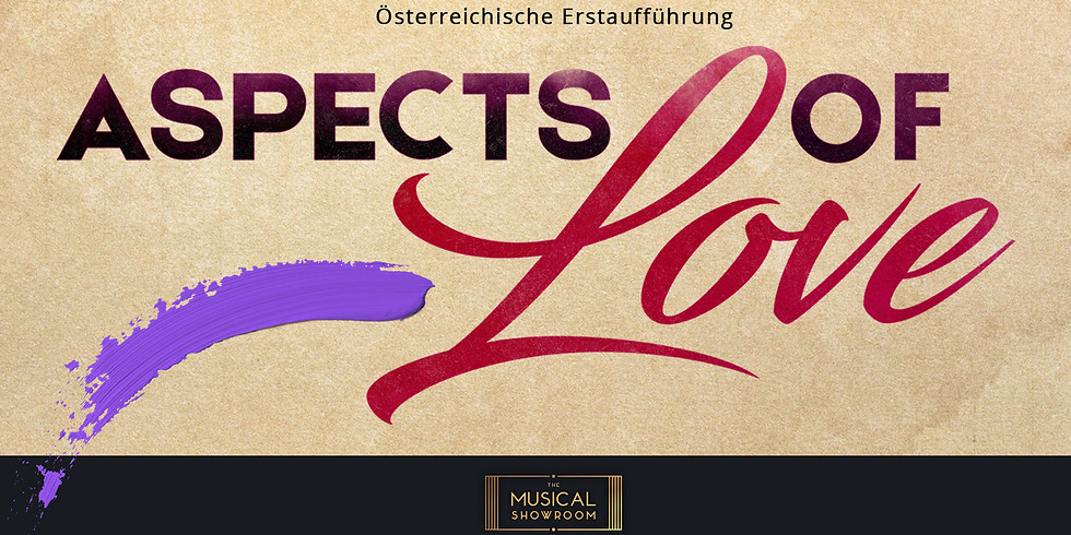 ASPECTS OF LOVE  18.02.2020