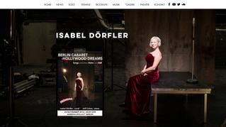 Website | Singer Isabel Dörfler
