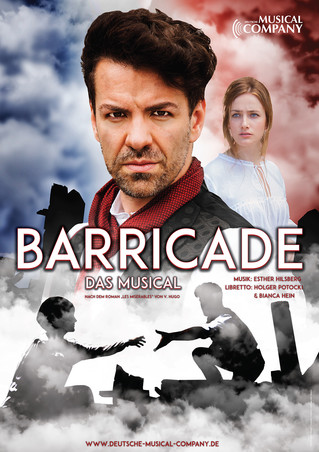 Poster Design | Barricade, Das Musical