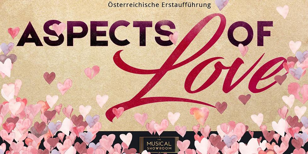 ASPECTS OF LOVE  Valentine´s Special (FREE TICKETS-GEWINNSPIEL)