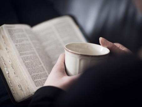 Becoming a Disciple Through Scripture