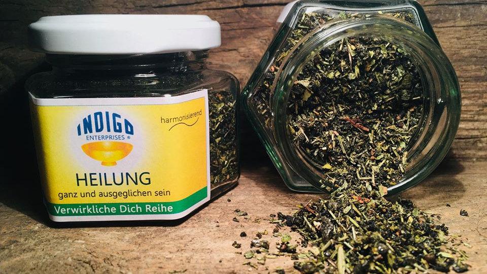 """Indigo Räuchermischung """"Heilung"""""""