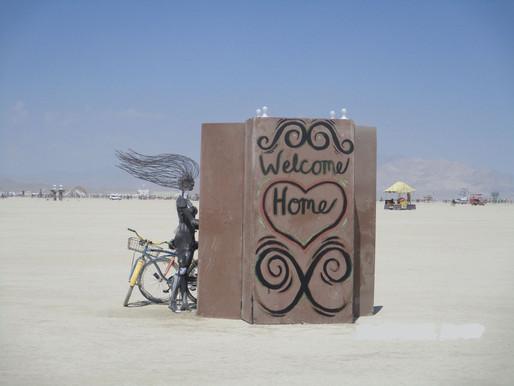 Burning Man 2018 : une différente expérience