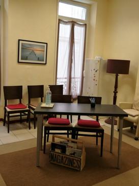 Salle de réunion à configurer selon vos demandes