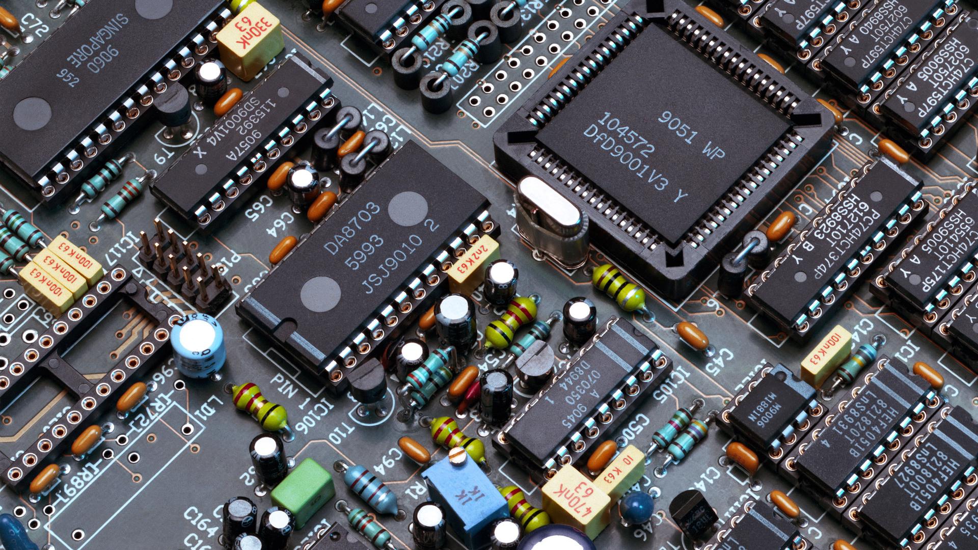 Reparação de equipamentos eletronico