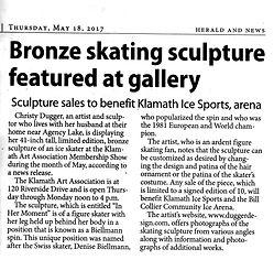 Skater at KAA Gallery