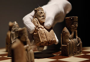 King Lewis chessmen