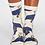 Thumbnail: Cactus socks white (organic cotton)