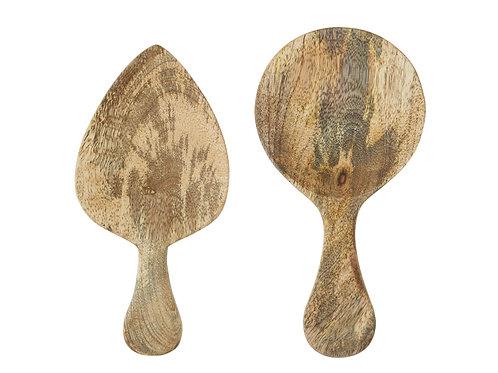 Wooden Serving Spoons