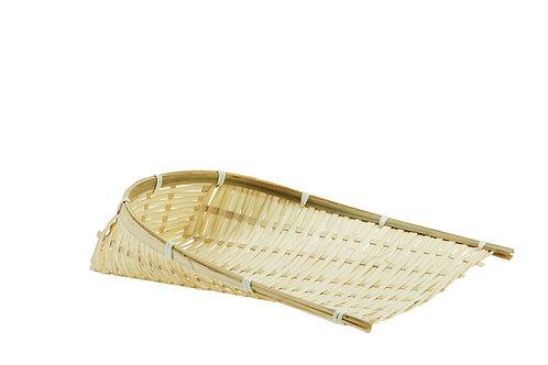 Bamboo dustpan