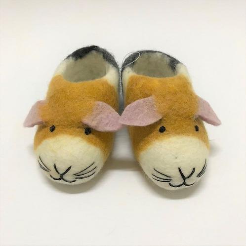 Guinea pig baby booties