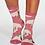 Thumbnail: Cactus socks pink (organic cotton)