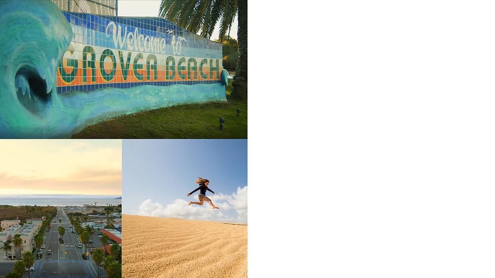 Visit Grover Beach California travel foo