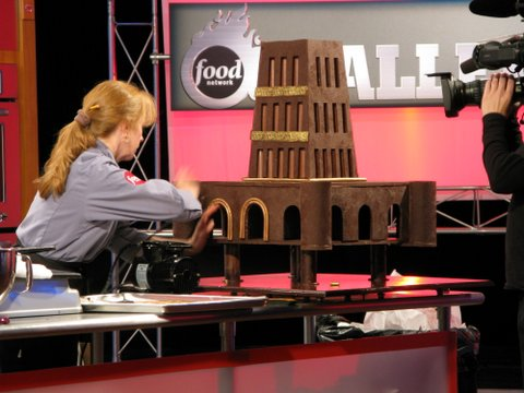 Food Network Chocolate Challenge