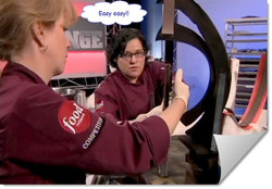 Food Network Candy Rollercoasters