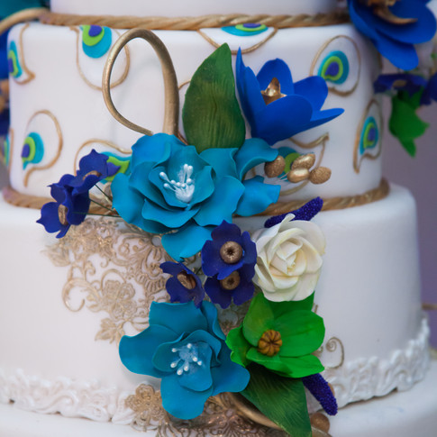 Handcrafted Gum Paste Flowers