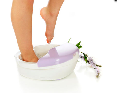 Ionic Foot Detox Bath