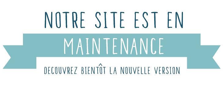 Site en maintenance