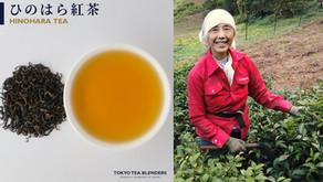 TEA FOLKS2 ひのはら紅茶 戸田雅子さん(檜原雅子代表)のご紹介