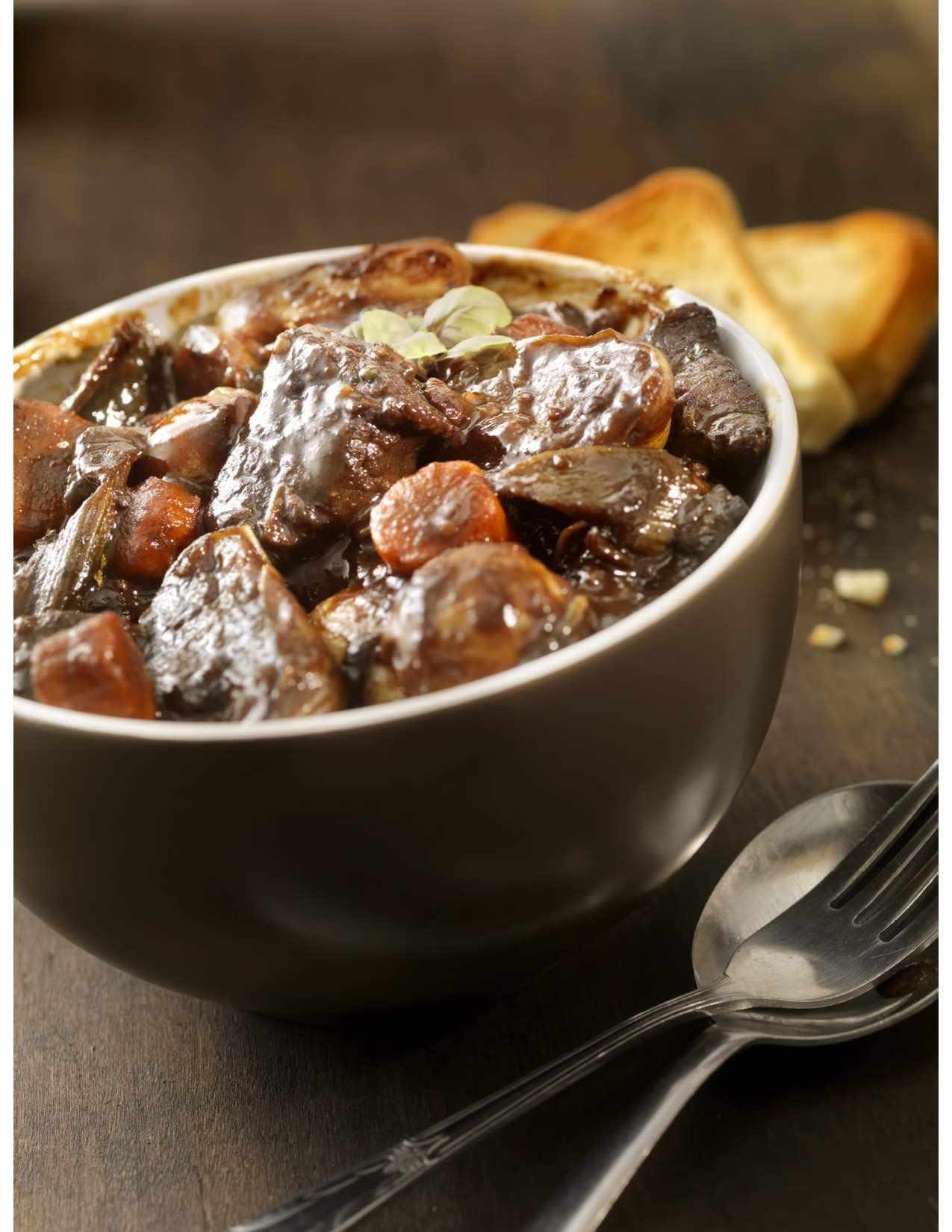 Marcia's Savory Beef Stew