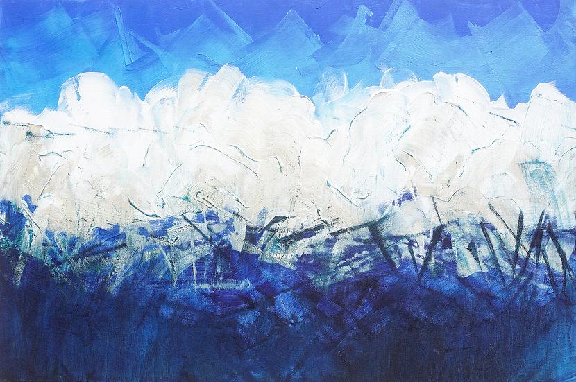 Blue Wave Rider