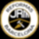 Logo Reformas Barcelona JRM