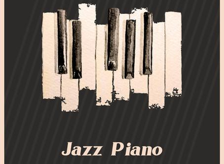 作業や勉強に効果的な癒しジャズピアノ